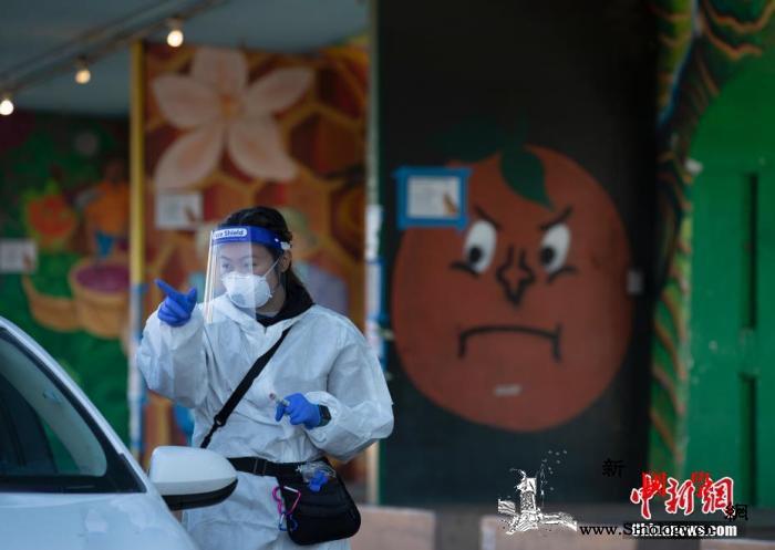 美国数名官员被曝违反新冠防疫规定引发_旧金山-加州-感恩节-