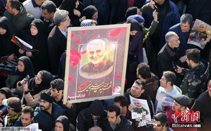 美媒:美暂时从驻伊拉克使馆撤出部分人_伊朗-德黑兰-巴格达-