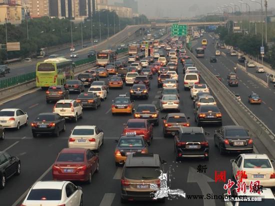 """北京公布小客车调控新政:""""每人最多可_最多-调控-车辆-"""