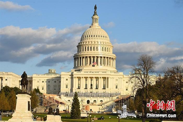 美众议院表决通过7410亿美元国防预_美国国会-众议院-法案-