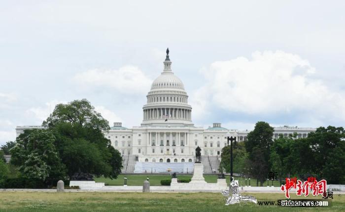 美众院通过政府临时拨款法案为达疫情纾_美国国会-法案-国会-