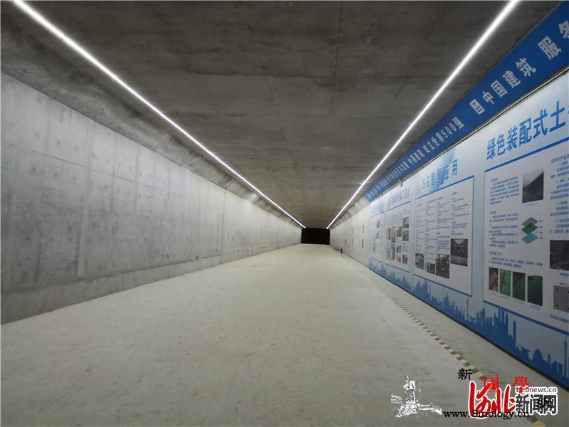 探访河北雄安新区综合管廊:让城市既有_里子-河北-标段-