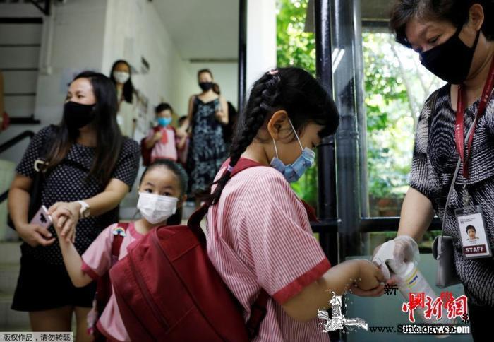 新加坡宣布进一步解封总理将率内阁成员_辉瑞-接种-疫苗-
