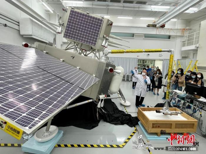 中国采集的月球样品将在毛泽东故乡进行_嫦娥-月球-异地-