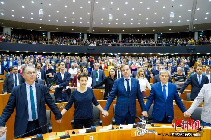 英欧贸易协议即将达成?过渡期已进入一_欧洲-英国-议会-