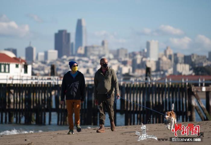 美国确诊超1900万首次发现变异新冠_科罗拉多州-旧金山-美国-
