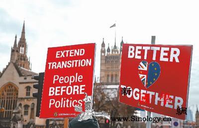 """英国""""脱欧""""这事还不算完_英国政府-约翰逊-苏格兰-"""