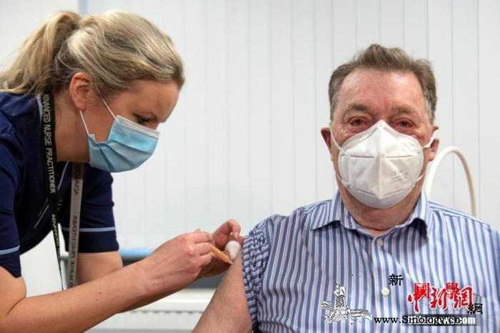 英国开始接种牛津疫苗首位接种者为82_牛津大学-牛津-苏格兰-