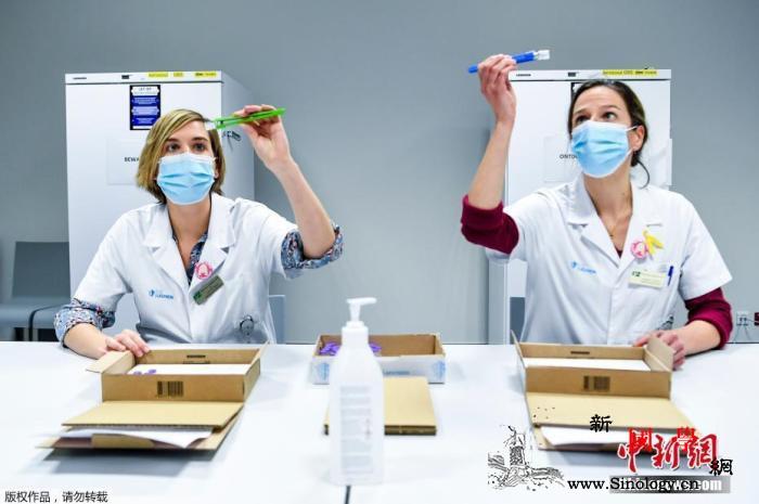欧盟增购3亿剂生物新技术/辉瑞新冠疫_辉瑞-成员国-接种-