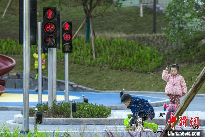 """边角地""""变废为宝""""重庆建成开放92个_重庆市-边角-重庆-"""