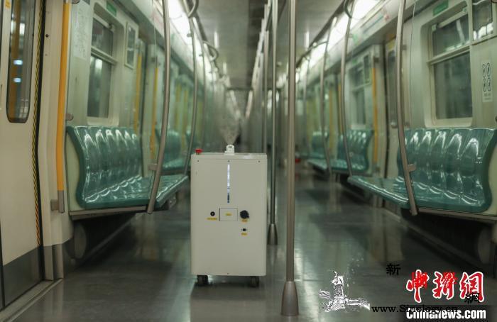 京港地铁4号线2车站环境检测结果阴性_双氧水-雾化-机器人-