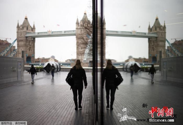 英国新冠肺炎单日死亡人数创新高_约翰逊-伦敦-单日-