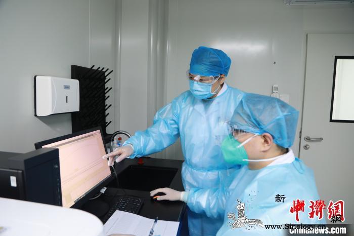 """抗疫""""幕后工作者"""":年近花甲实验室检_石家庄市-核酸-疫情-"""