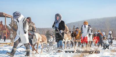 赴一次呼伦贝尔的滑行之约_鄂温克族-呼伦贝尔-鄂温克-