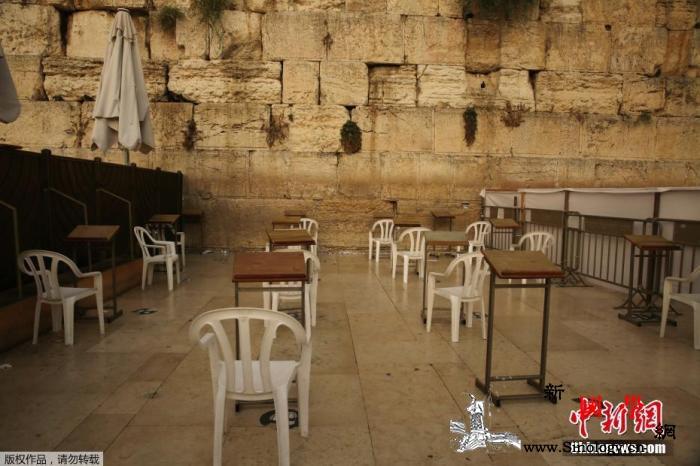以色列延长封锁专家忧变异新冠病dup_耶路撒冷-疫情-封锁-
