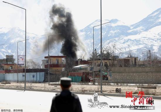阿富汗一哨所遭塔利班袭击致16名安全_喀布尔-塔利班-阿富汗-