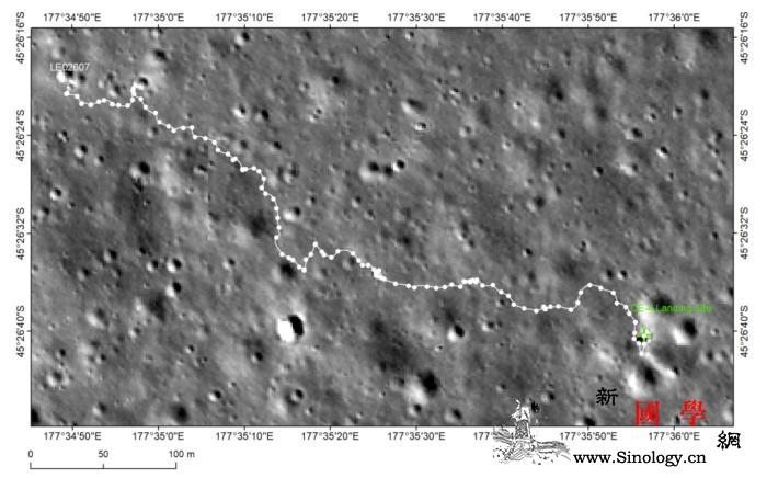 """嫦娥四号和""""玉兔二号""""顺利唤醒进入第_石块-嫦娥-探测-"""