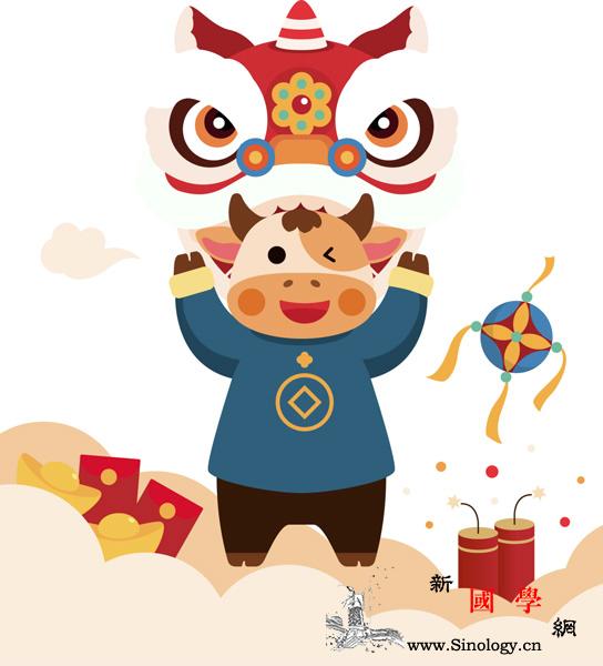 《多彩中国年》-;-;交互动画体验展_欢庆-交互-礼物-春节-