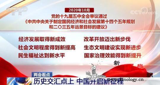 【两会看点】历史交汇点上中国开启新征_看点-开局-脱贫-
