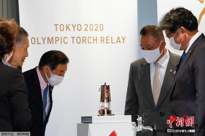 日媒:日首相菅义伟或缺席东奥圣火传递_将在-东京-圣火-