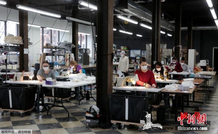 美密歇根州年轻重症患者激增达2020_激增-美国-口罩-