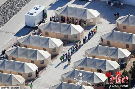 疫情以来美国边境申请庇护移民家庭首次_庇护-美国-边境-