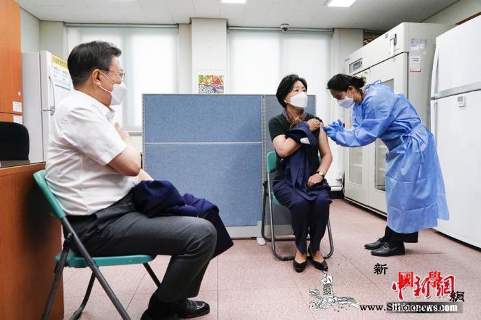 库存不足韩国阿斯利康新冠疫苗或在2天_辉瑞-金正-青瓦台-