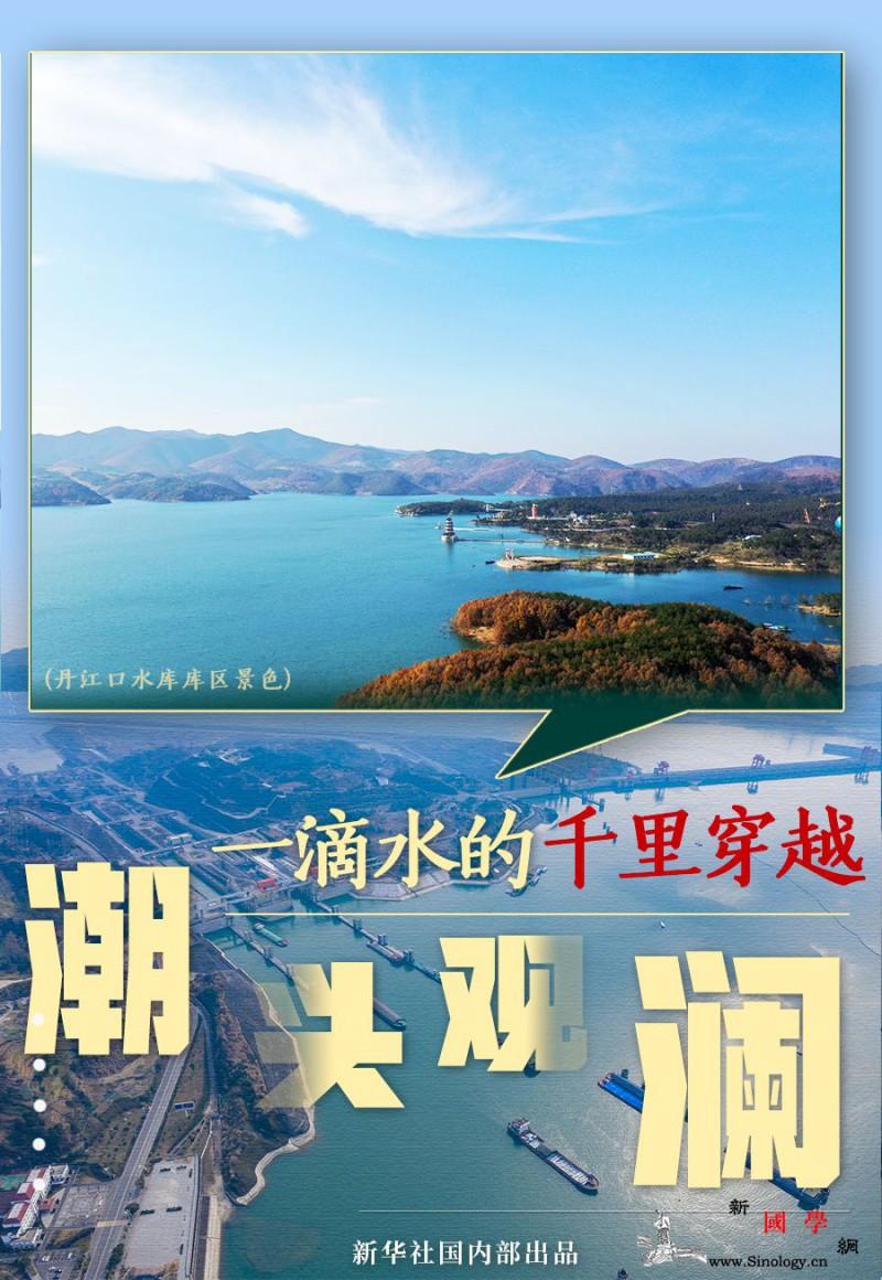 潮头观澜丨一滴水的千里穿越_丹江口-渡槽-南水北调-