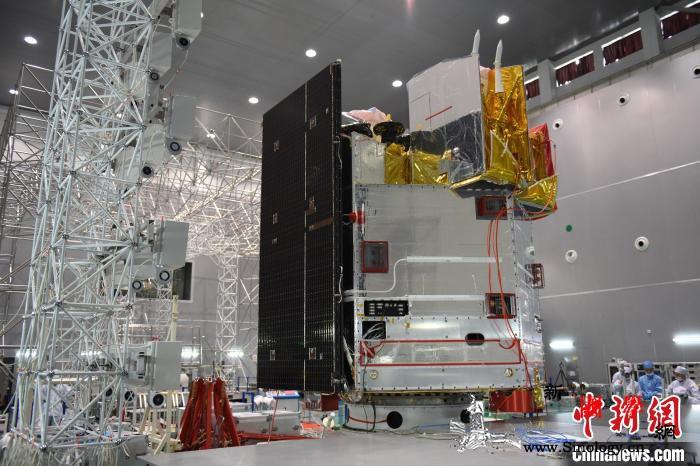 """解码风云四号B星:放眼全球中国造""""星_气象卫星-观测-探测-"""