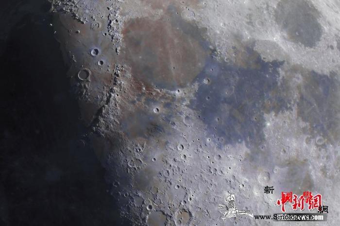 首个俄罗斯自动登月站或于2022年初_月相-环形山-俄罗斯-