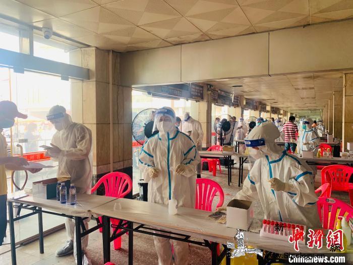 网传广东惠阳良井有两名确诊病例的消息_惠州市-惠州-图为-