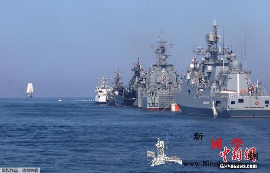 英国驱逐舰越境遭俄警告性射击俄方:无_黑海-俄罗斯-英国-