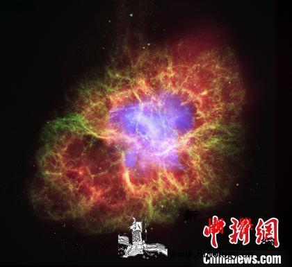 """挑战理论极限!中国""""拉索""""精确测量蟹_星云-稻城-辐射-"""