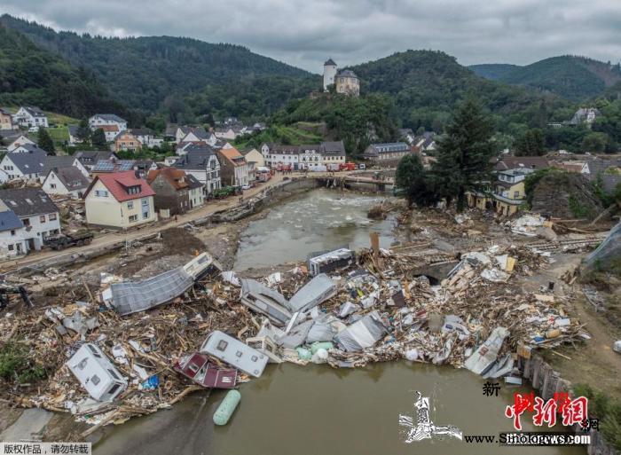 异常天气、准备不足……欧洲洪水致大量_世界气象组织-德国-阿明-