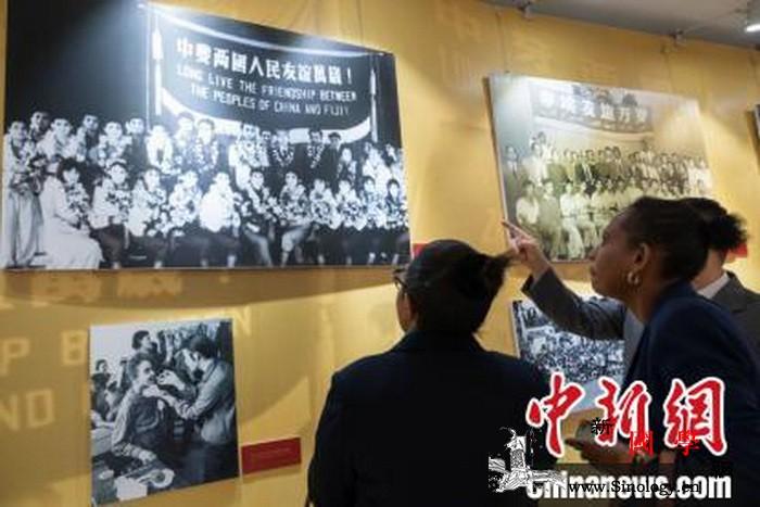 """""""中国杂技与外交""""图片展览开幕:全方_杂技-外交-外交部-展览-"""