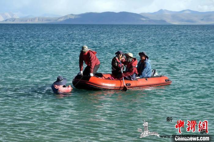 中国二次青藏科考分队完成西藏第三大湖_青藏高原-日南-科考-