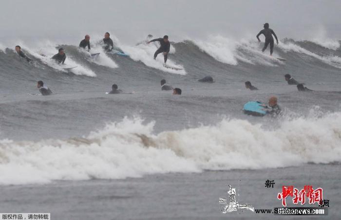 """台风""""尼伯特""""在日本登陆部分奥运赛事_乘风-东北地区-日本海-"""