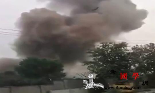 巴基斯坦拉瓦尔品第市一家工厂发生爆炸_巴基斯坦-品第-北京时间-