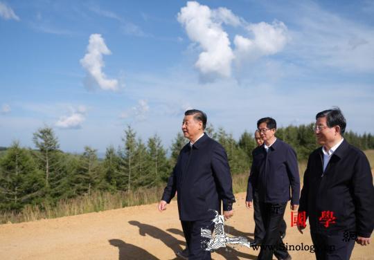 塞罕坝书写新时代绿色传奇_护林员-联合国-河北省-
