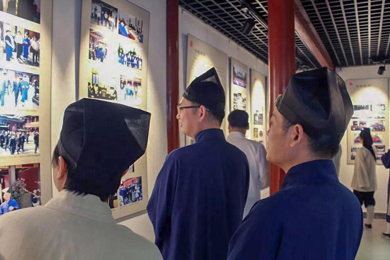 上海道协书画展
