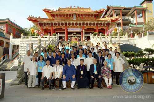 2018海峡两岸暨香港道教宫观联谊活动在港举办