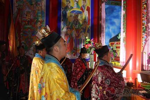 首届刘一明文化研讨会与会嘉宾参访道教圣地栖云山