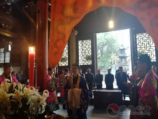 苏州玄妙观三清殿修缮工程正式启动