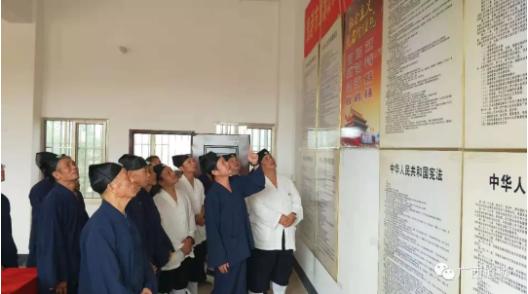 """广西壮族自治区道教界掀起""""五进""""活动学习热潮"""