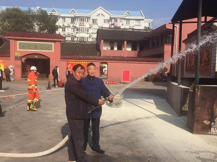 一王庙2018消防