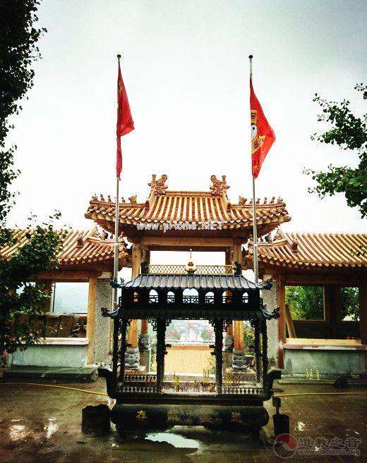 河北省易县燕都太阳宫举办己亥年传统庙会