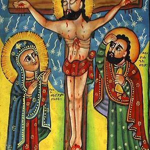 耶稣受难图