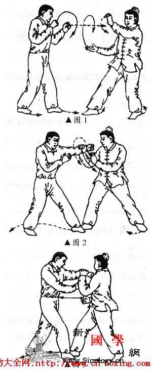 武当玄真拳五捶格斗术_格斗-武当-前臂-手臂-