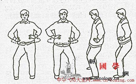 我是这样练转腰涮胯的_骨盆-腰椎-转圈-圆圈-
