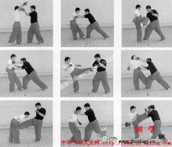 双拳同打技击法_技击-目视-相合-触点- ()